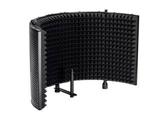 Product Image for Stage Right by Monoprice Microphone Isolation Shield