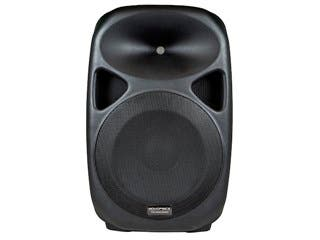 Product Image for Stage Right 150-Watt 15-inch BiAmplified Powered PA Speaker