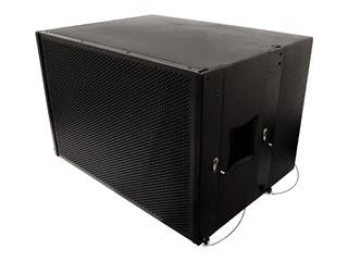 Product Image for Stage Right by Monoprice MiniRay 12 Active Line Array 12-inch Subwoofer 700W
