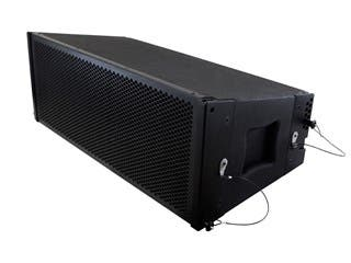 Product Image for Stage Right MiniRay 652 Active Line Array Dual 6.5-inch with 1.5-inch Compression Driver 300W