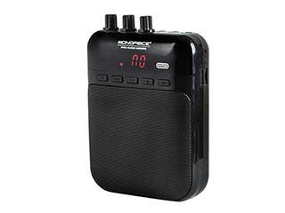 Product Image for Monoprice 5-Watt Guitar Amplifier, Portable Recorder, and USB Audio Interface