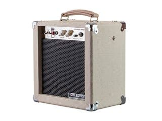 Product Image for Monoprice 5-Watt, 1x8 Guitar Combo Tube Amplifier with Celestion Speaker