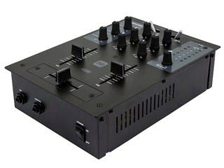 Product Image for 2-Channel DJ Mixer with USB