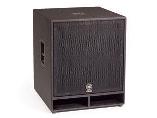 Product Image for CW118V - Yamaha 18-inch Subwoofer Loudspeaker