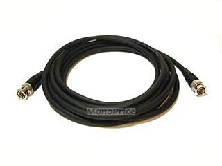 Product Image for Monoprice BNC M/M RG59U - 6ft
