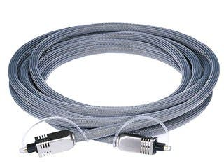 Product Image for Monoprice Premium S/PDIF (Toslink) Digital Optical Audio Cable, 10ft