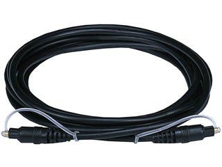 Product Image for Monoprice S/PDIF (Toslink) Digital Optical Audio Cable, 10ft