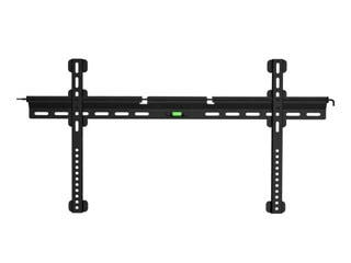 Product Image for Ultra-Slim Fixed TV Wall Mount Bracket for TVs 32in to 55in, Max Weight 143 lbs, VESA Patterns Up to 800x400, Security ...