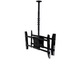 Product Image for Dual Sided Ceiling TV Wall Mount for Most 32~55-in Displays up to 125 lbs