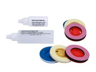 Product Image for Monoprice Refill Set for Disc Repairing and Cleaning Kit