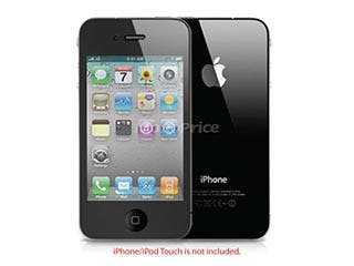 Product Image for Screen Protective Film w/High Transparency Finish for iPhone® 4/4S