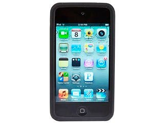 Product Image for Silicone Case for iPod® Touch 4th Generation - Black