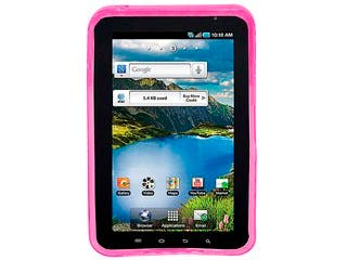 Product Image for TPU Case with Diamond Pattern for 7 inch Galaxy Tab - Pink