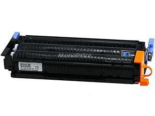 Product Image for Monoprice remanufactured HP C9721A Laser/Toner-Cyan