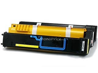 Product Image for Monoprice remanufactured Minolta Q5430Y Laser/Toner-Yellow