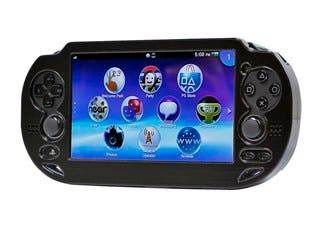 Product Image for PlayStation Vita Brushed Aluminum Clamshell Protective Case - Black