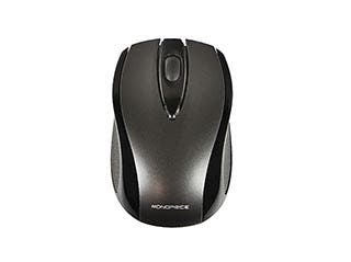 Product Image for Monoprice M24 Wireless 3-Button Optical Mouse - Black