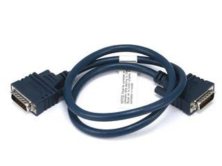 Product Image for DCE/DTE DB60 Crossover Cable, 3FT