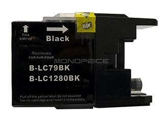 Product Image for Monoprice compatible Brother LC79BK inkjet- black (Extra High Yield)