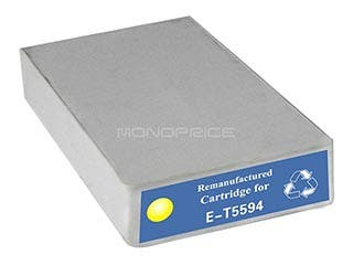 Product Image for Monoprice remanufactured Epson T5594 - Yellow